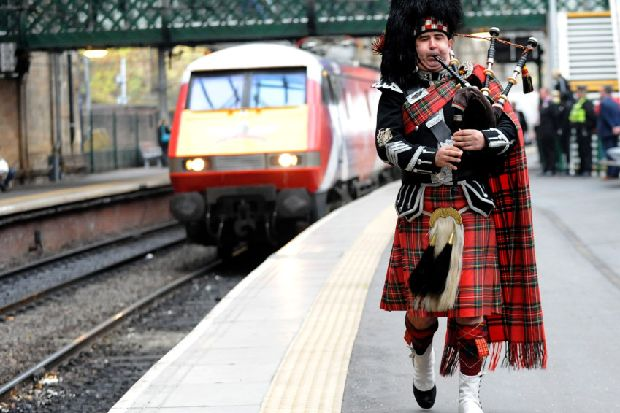 Virgin Trains Edinburgh-London service adds 22,000 seats