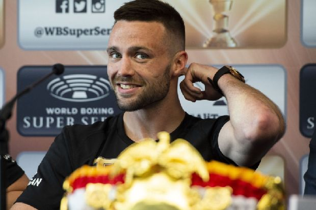 Josh Taylor: Cannabis oil keeping me chilled out ahead out world title bid