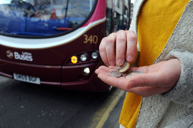 Susan Morrison: I was promised the moon, but I got a bus pass