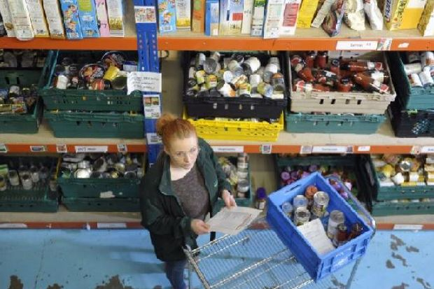 These are the 11 items Edinburgh food banks are critically low on and how you can help