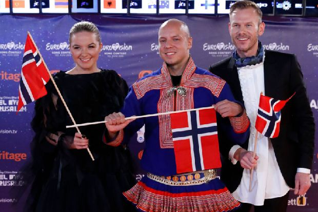 Eurovision! If you ask me, Norway were robbed... - Liam Rudden