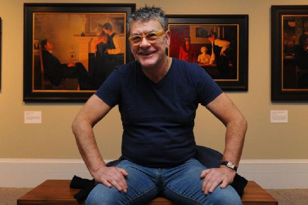 Scottish artist Jack Vettriano wins legal battle against Chinese forgery gang