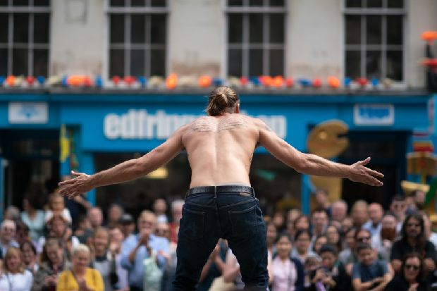 Leader comment: Are we falling out of love with Edinburgh's festivals?
