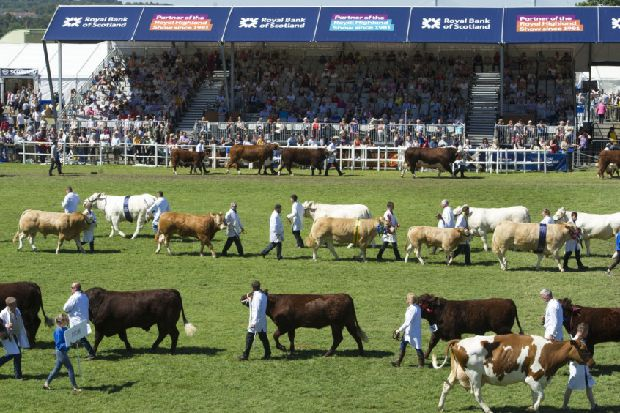 Drones to feature at Royal Highland Show as thousands set to attend