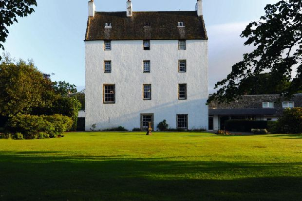 Groom in coma after falling through banister on wedding night at historic hotel in West Lothian