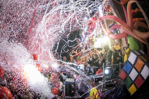 What to expect from the elrow Town music festival in Edinburgh