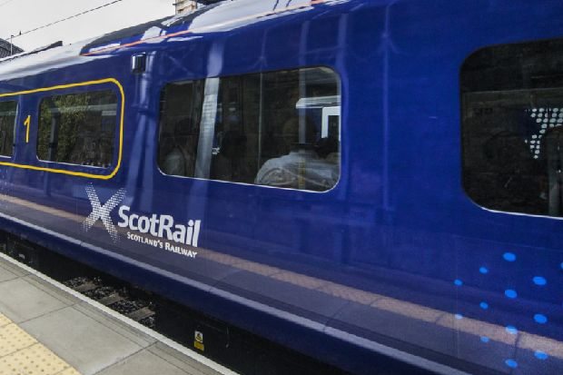 ScotRail given deadline over Fife service improvements
