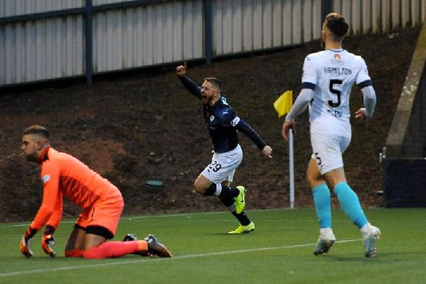 Gullan shines and Baird off the mark as Raith Rovers return to top of League One - Fife Today