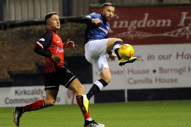 John Baird flew 9000 miles to help Raith Rovers into Challenge Cup semi-finals - Fife Today