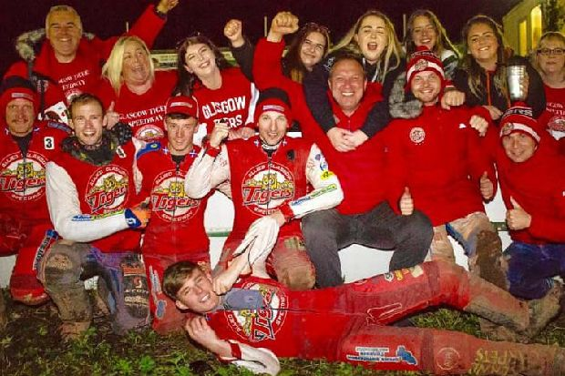 Glasgow Tigers beat Somerset Rebels to reach British Championship final