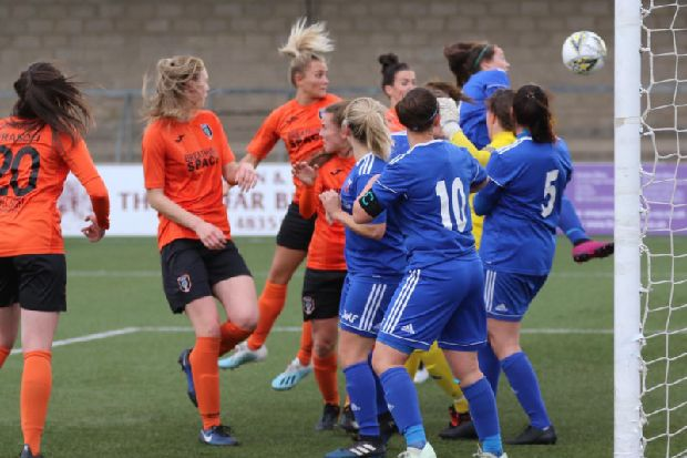 Glasgow City on brink of 13th title in a row after win at Forfar