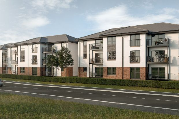 First glimpse of new developments at Kirkintilloch and Lenzie
