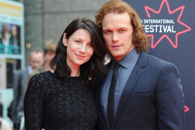 Sam Heughan is talking testicles in charity video - The Scotsman