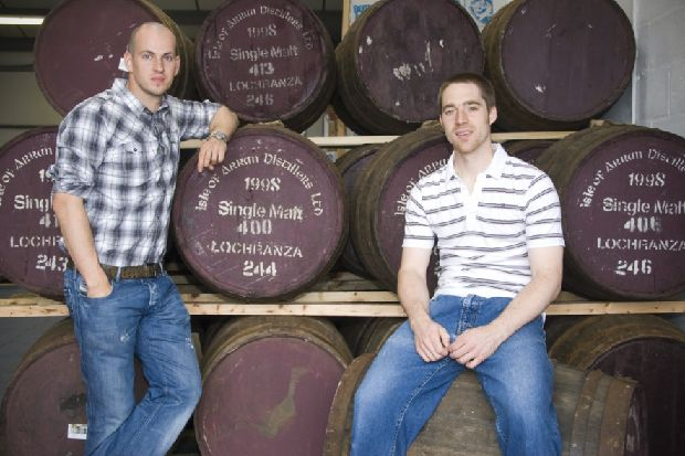 Number of Scottish craft brewers on the rise