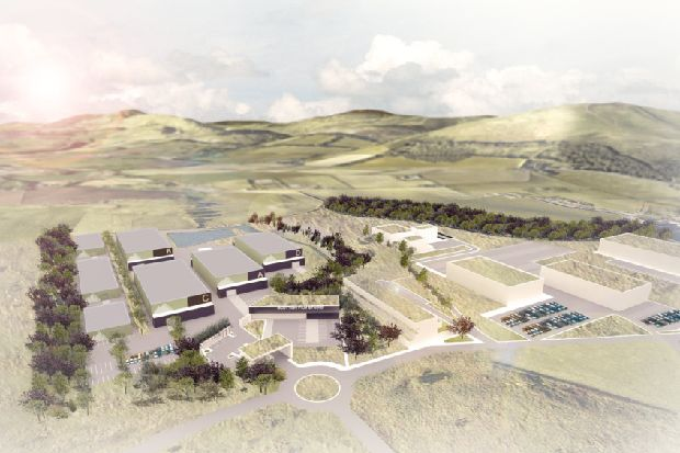 Planners deal major blow to Straiton film studio bid