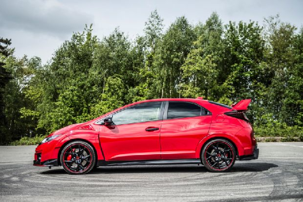 Spoiler Alert The Honda Civic Type R Gt Is A Thrilling Package