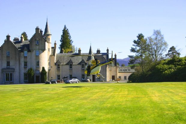 At 1 5million This Is Scotland S Most Expensive Bungalow: Scotland's Most Expensive Homes 'failing To Find Buyers
