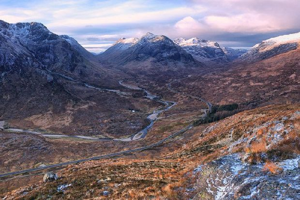 Everything you need to know about walking in Glencoe