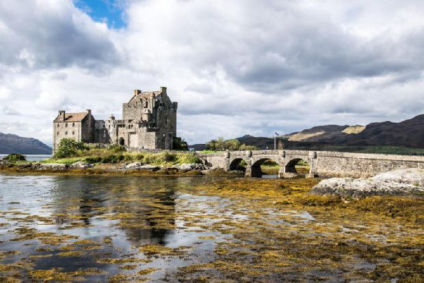 25 places in Scotland to visit before you die