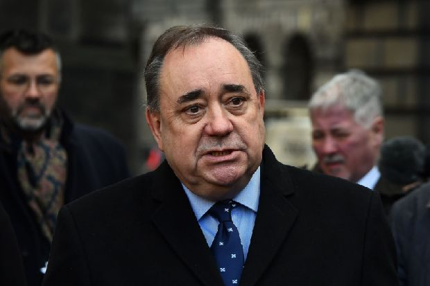 Indyref would have been successful if held today, says Alex Salmond