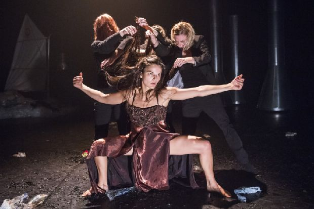 Dance review: Jasmin Vardimon Company: Medusa, Festival Theatre, Edinburgh