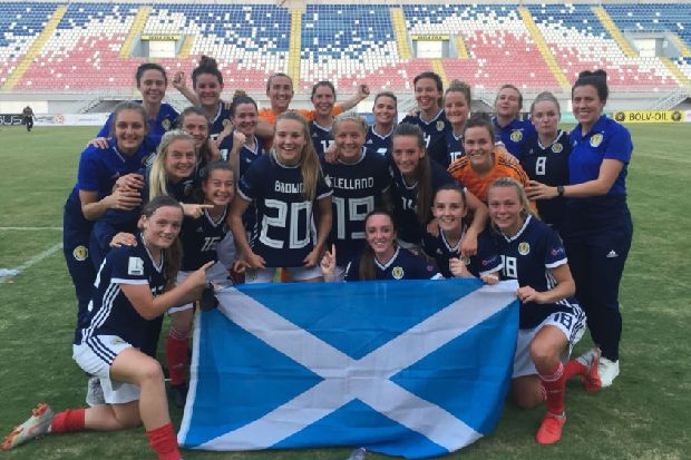 Women's World Cup sees Scotland return to Panini Sticker album after 21 years