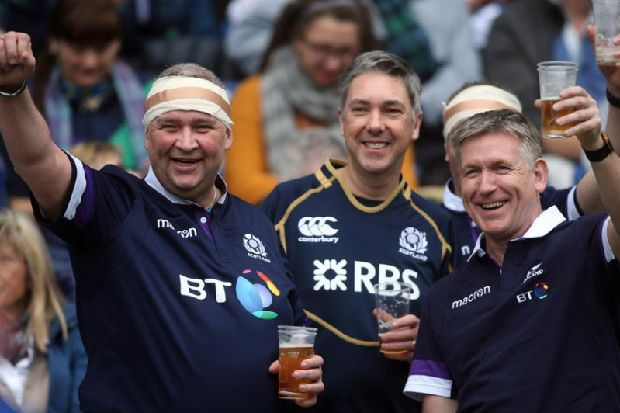 'Don't run out of beer': Japan warned by Rugby World Cup committee to stock up on alcohol