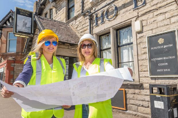 Mum and daughter to start £425k transformation of Heineken-owned East Lothian hotel