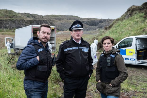 Line of Duty storms into top five most-watched dramas of the decade