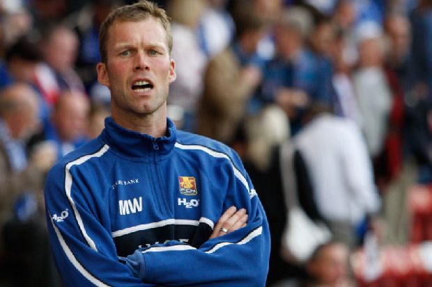 'I would not rule anything out' - Morten Wieghorst expresses interest in Dundee job