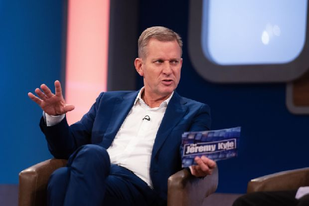 Why I used to watch the Jeremy Kyle Show – Susan Morrison