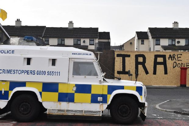 Explainer: Who are the 'New IRA'
