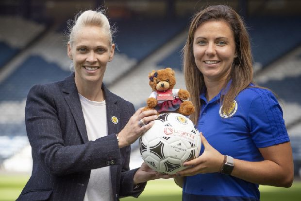 Shelley Kerr thrilled to be cited as motivation for Scotland men