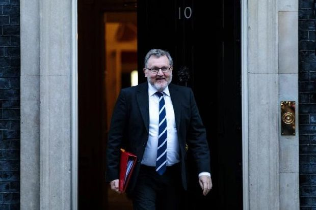 Brexit: David Mundell asks to meet Theresa May over referendum fears