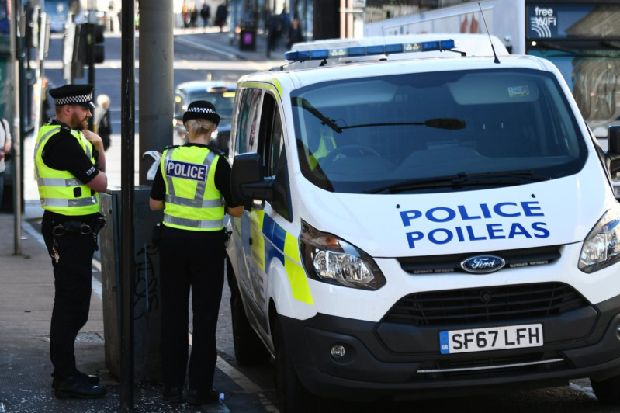 Man dies in Glasgow after being attacked in front of co-workers