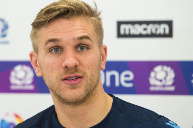 Chris Harris quits Newcastle Falcons after Scotland cap activates relegation clause