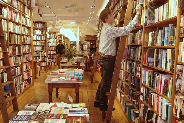 Alexander McCall Smith: Preserving the pleasures of the bookshop
