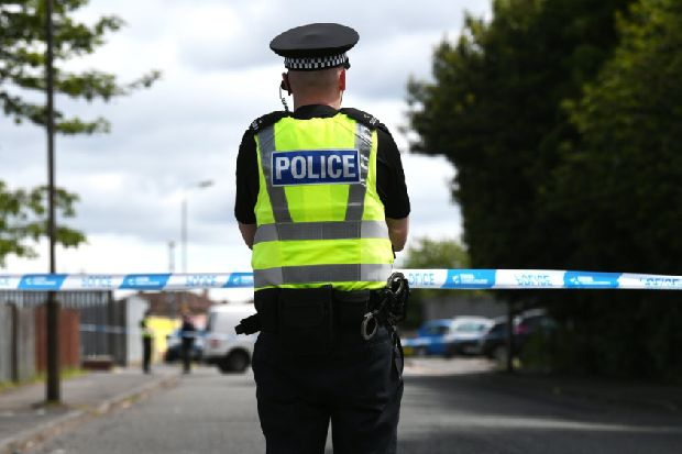 Police Scotland may be about to break the law in a most sinister way – Martyn McLaughlin