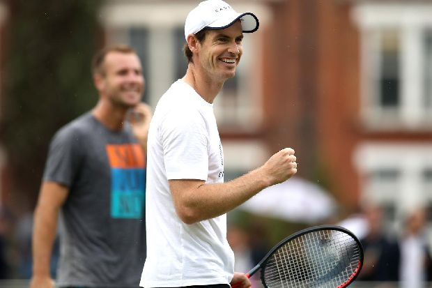Andy Murray doubles partner named in reports of Wimbledon match-fixing probe
