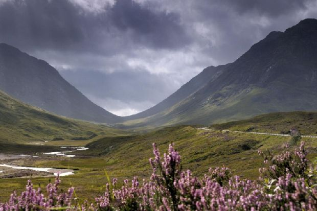 Glencoe's 'lost townships' to be recreated