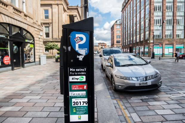 Trader footfall fears as Glasgow council scraps free Sunday parking in city centre