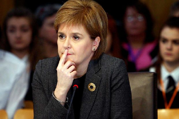 Nicola Sturgeon 'absolutely confident' Scots are ready to vote for independence