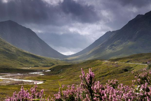 Pub remains found as lost village of Glencoe is unearthed