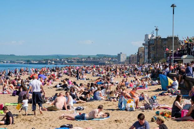 July heatwave 'made 3C worse' by climate change