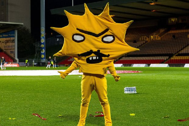Scottish football mascot makes it to last two of World Cup