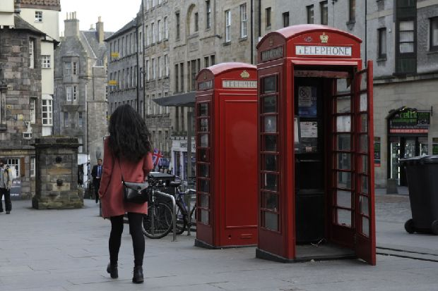 BT plans to scrap one in five of its phone boxes
