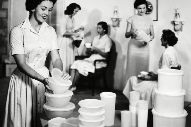 Tupperware parties and 'direct selling' businesses enjoy resurgence