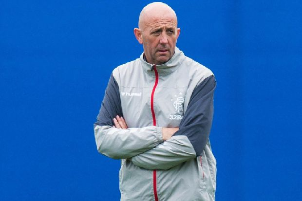 Gary McAllister knows Rangers need to stop Celtic's 10 in a row before 9 in a row