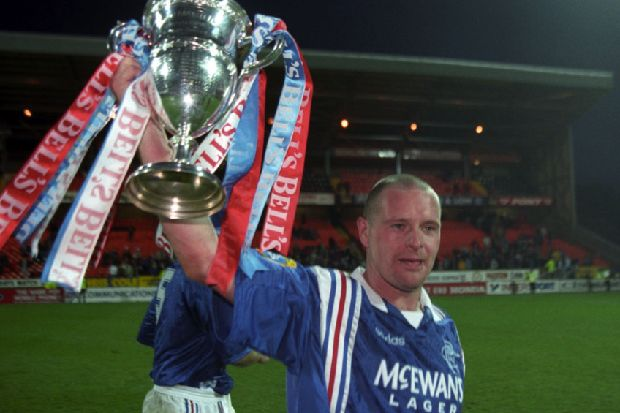Paul Gascoigne on his 'massive regret' at leaving Rangers