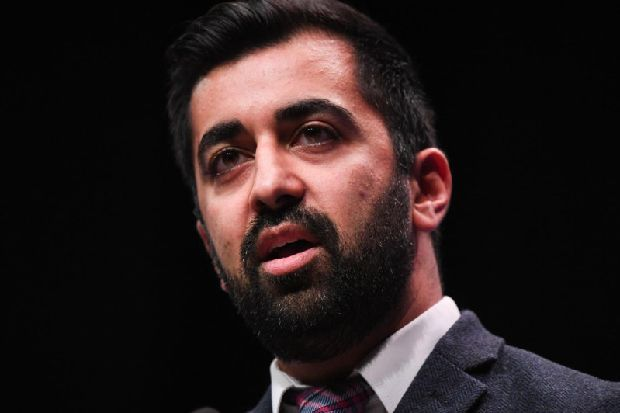 Humza Yousaf calls for temporary ban on all Glasgow republican marches